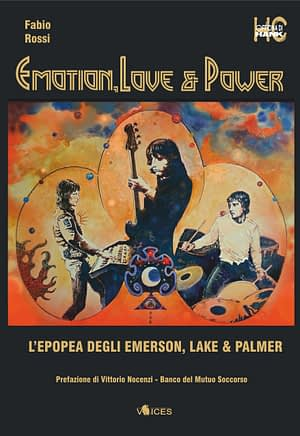"La copertina del libro ""EMOTION, LOVE & POWER"""